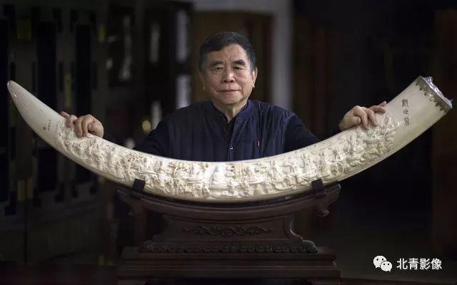 中国工艺美术大师李春柯简介——猛犸牙雕